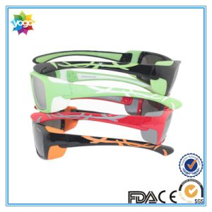 Tac Polarized Lens Kids Sunglasses for Outdoor Activities pictures & photos