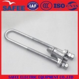 China Nut Clamp (Adjusable Type) pictures & photos