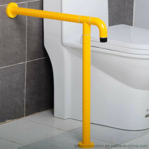 Wall to Floor Bathroom Handicap Assist Nylon Bars Shower Armrest pictures & photos