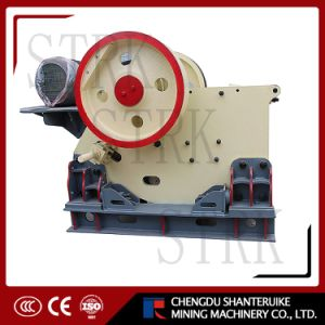 PE250X400 Small Jaw Crushers for Limestone Crushing pictures & photos