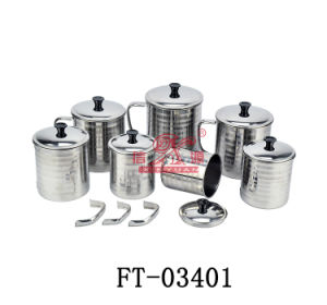 Stainless Steel Handle Cup (FT-03401)