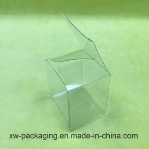 Custom Transparent Plastic Folding Box for Toy Products pictures & photos