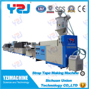 Plastic Wrapping Band Making Machine for Making 5mm Strap pictures & photos