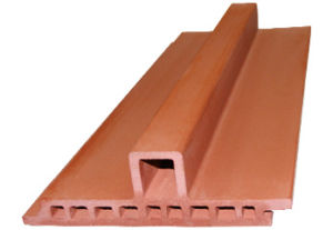 Customized Raincreen Terracotta Wall Panel with Dry Hang System pictures & photos