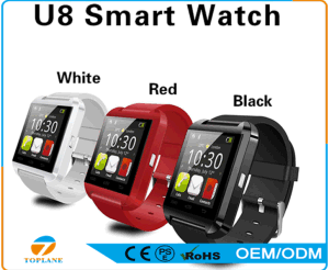 Smart Bluetooth Watch U8, Smartwatch Mobile Watch pictures & photos