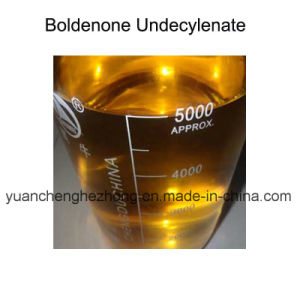 Yellowish Oily Liquid Boldenone Undecylenate for Male Hormone Enhancer pictures & photos