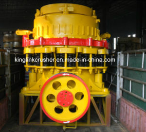 Minyu Type Rock Cone Crusher with Siemens Motor, Schneider Controller pictures & photos