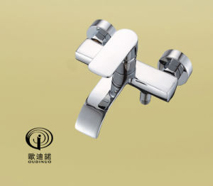 New Design Brass Material Single Lever Basin Faucet 70051 pictures & photos