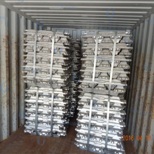 Prime Quality 99.7% Aluminum Ingot Manufacturer pictures & photos