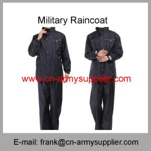 Duty Raincoat-Traffic Raincoat-Military Raincoat-Police Raincoat-Army Raincoat pictures & photos