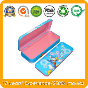 Student Metal Pencil Tin Box for Stationery Case Packaging pictures & photos