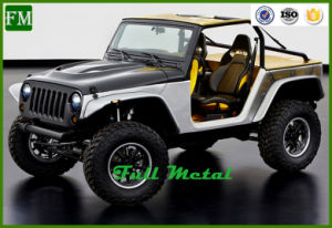 OEM Factory Bushwacker Fender Flare Fit for Jeep Wrangler Jk pictures & photos