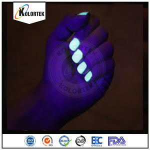 Amazing Glowing Noctilucent Pigment for Nail Polish pictures & photos