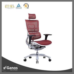 High Back Swivel Executive Leather Chair pictures & photos