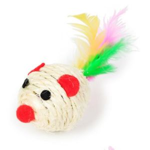 Pet Product Sisal Small Mouse Cat Toy (KB3018) pictures & photos