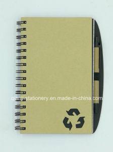 A5 Paper Spiral Notebook (N2001) pictures & photos