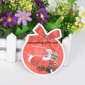 Eco-Friendly Custom Air Freshener for Promotion Gifts (YH-AF216) pictures & photos