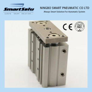 ISO 15552 Standard Double Acting Pneumatic Cylinder pictures & photos