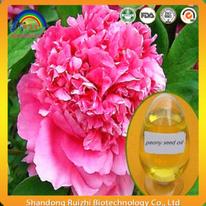 Pure Plant Essential Peony Seed Oil pictures & photos