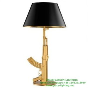 Creative Machinegun Table Lights for Modern House (GT-7048-1L) pictures & photos