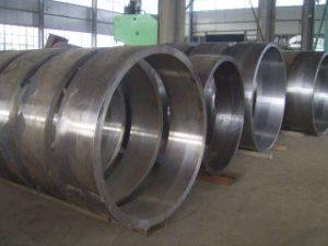 Forged Seamless Steel Ring pictures & photos