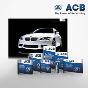 Auto Coating Protection Car Paint Swatches Hardener pictures & photos