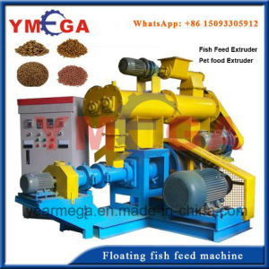 Commercial Production Catfish Float Feed Machine From China pictures & photos