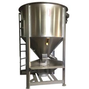 Vertical Plastic Granules Pellets Mixer /Stainless Steel Plastic Masterbatch Mixer