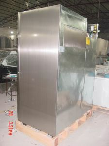 Restaurant Stainless Steel Upright Freezer pictures & photos