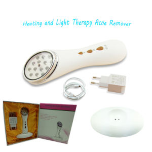 Rechargeable LED Photon Acne Remover pictures & photos