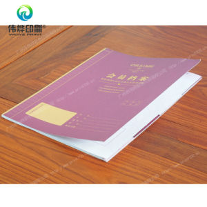 Perfect Binding Soft Cover Book Printing (Club Registration) pictures & photos