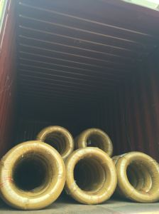 Cold Heading Steel Wire Q235 for Making Bolts and Nuts pictures & photos