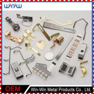CNC Machining Metal OEM Custom Made Aluminum Parts pictures & photos