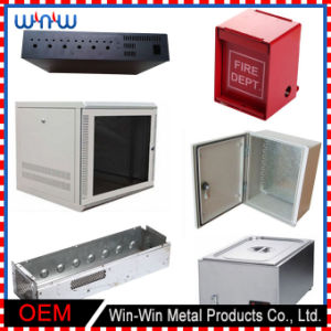 Stainless Steel Metal Control Box Cabinet Frame pictures & photos