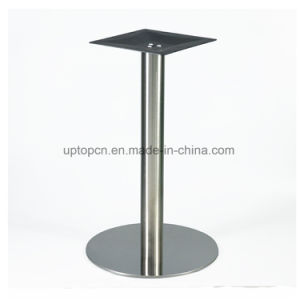 Round Restaurant Furniture Metal Table Base (SP-ATL257) pictures & photos