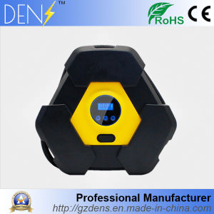 LED Digital 12V Electric Car Air Compressor Pump Tire Inflator pictures & photos