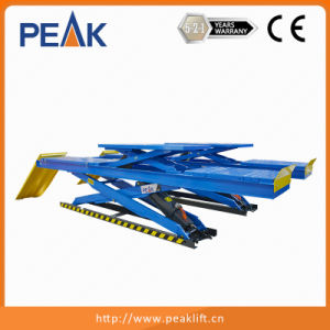 4.0t Capacity Hydraulic Double Scissors Auto Lift with Ce Approval (DX-4000A) pictures & photos