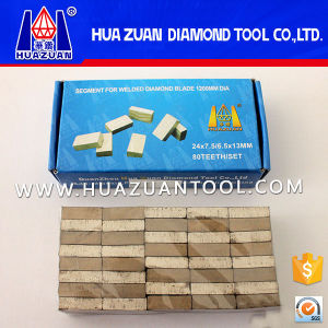 Best Quality Wholesale Diamond Marble Cutting Segment pictures & photos