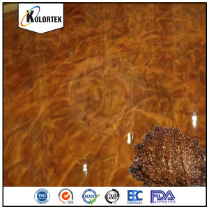 Pearl Effect Metallic Epoxy Flooring Pigment pictures & photos