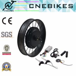 Ebike Gearless Brushless Hub Motor Conversion Kit pictures & photos
