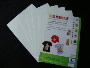 Dark Inkjet Heat Transfer Paper for T-Shirt pictures & photos