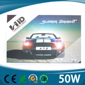 35W Competitive Price Fast Bright Bulb HID Xenon Kit H4 Hi Low Beam HID Xenon H4 pictures & photos