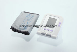 Fully Automatic Blood Pressure Measure-Black Display pictures & photos