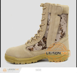Military Tactical Boots with Military ISO Standard Desert Boot pictures & photos