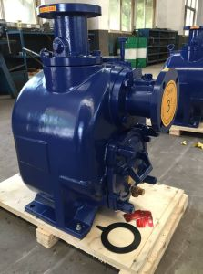 Super T-3 Self-Priming Trash Pump pictures & photos