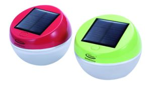0.5W LED Solar Reading Light with 5V 0.4W Solar Panel