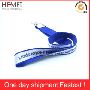 Polyester Strap Lanyards Manufacturer for Promotion pictures & photos
