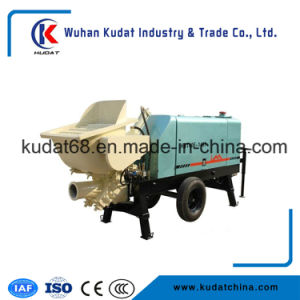 40m3/H Electric Concrete Pump Hbt40e pictures & photos
