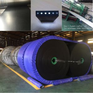 Anti Flame Anti Static Steel Cord Rubber Conveyor Belt St800 pictures & photos