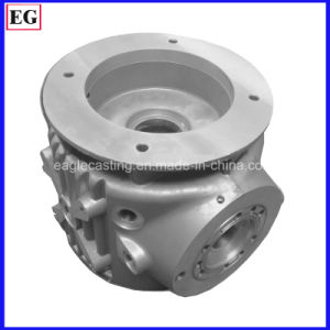 800t Casting Process Customized Aluminum Auto Parts with Ts16949 Certified pictures & photos